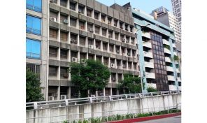 Building for sale in Amorsolo Street, Makati